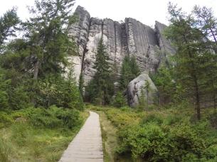 Teplické skaly